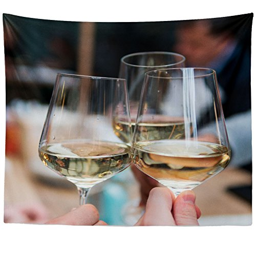 Westlake Art - Wall Hanging Tapestry - One Cheers - Photography Home Decor Living Room - 51x60in
