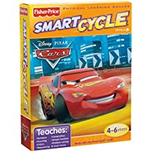 Fisher-Price SMART CYCLE Software - Disney/Pixar The World of Cars