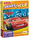 Fisher-Price Smart Cycle [Old Version] The World of Cars Software Cartridge