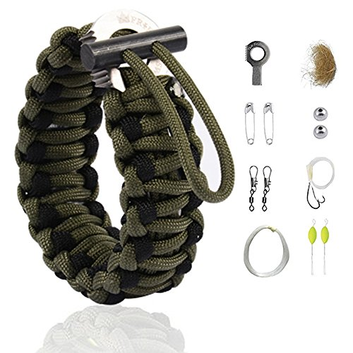 Friendly Swede Functional Paracord Bracelet