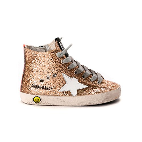 Golden Glitter Goose G30KS002 Sneakers Francy Gold Kids S6 rrCdqRwZ
