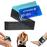 Large Reusable Hot Cold Pack Ice Gel Heat Pad   Back Knee Shoulder Ankle Injury   Compress Strap Sleeve Wrap by gelpacksdirect