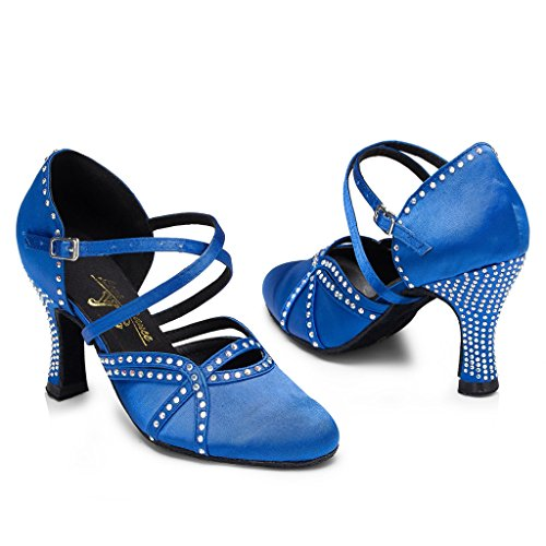 Meijili - salón mujer Azul