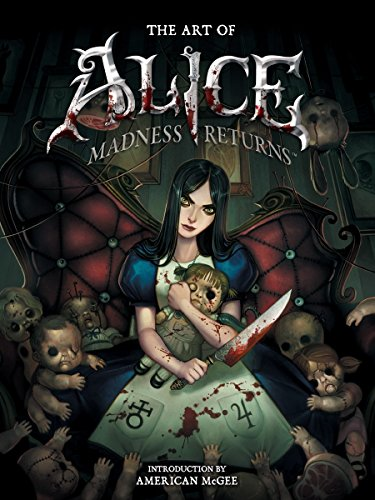 Image of The Art of Alice: Madness Returns