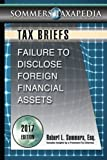 img - for Failure to Disclose Foreign Financial Assets: A Tax Brief book / textbook / text book