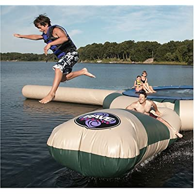 Rave Aqua Launch Attachment(Northwoods) : Exercise Trampolines : Sports & Outdoors