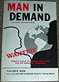 Man in Demand- Teacher's Book (Man In Demand)