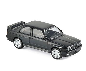 Norev Nv350009 Maxijet Bmw M3 E30 1986 Diecast Model Toy Black 1