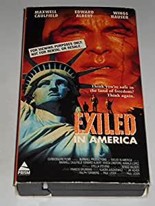 Exiled in America [VHS]