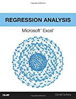 Regression Analysis Microsoft Excel Front Cover