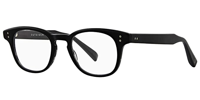 3e0e0eb54def Dita Outsider DRX-2053-A-T-BLK-47 Eyeglasses Matte Black-Black Swirl ...