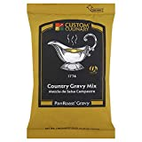 Custom Culinary PanRoast Country Gravy Mix, 20 Ounce - 6 per case.