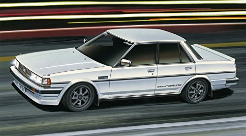 フジミ模型 1/24 峠シリーズNo.14 トヨタ クレスタ GTツインターボ GX71