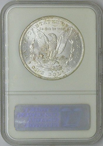 Morgan silver dollar 1897