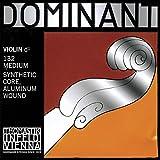 Thomastik Dominant 4/4 Violin D String Medium Aluminum-Perlon