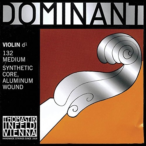 Thomastik Dominant 4/4 Violin D String Medium Aluminum-Perlon (Core Steel Loop)