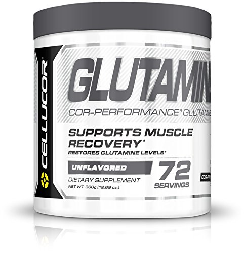 Cellucor Cor-Performance 72 Servings Glutamine Supplements, 360 grams