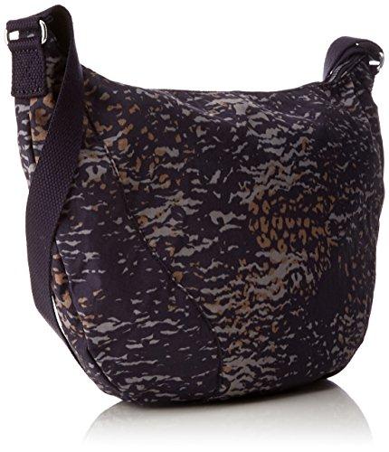 Kipling Nille - Shoppers y bolsos de hombro Mujer Varios colores (Water Camo)