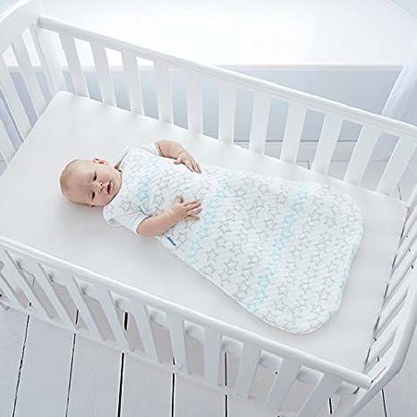 Tommee Tippee GRO Saco de dormir Grobag, 0-6 m, 2.5 TOG, Estrellas
