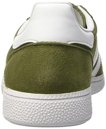 Ftwwht Crywht Basses Dusgrn Homme Spezial Vert adidas Multicolore Baskets 0fS1wq