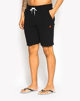 63817d51 Ellesse Men's Noli Fleece Logo Shorts, Blue at Amazon Men's Clothing ...