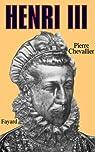 Henri III  par Chevallier