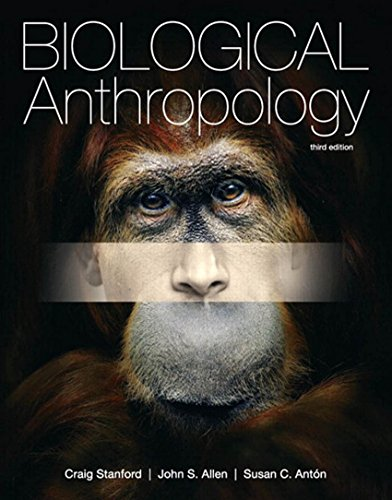 Download Biological Anthropology (3rd Edition) Pdf