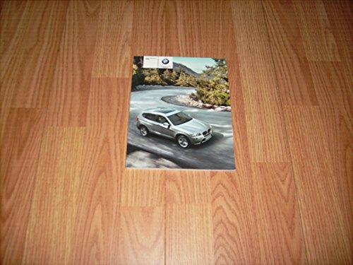 2011 BMW X3 xDrive28i xDrive35i Owners Manual