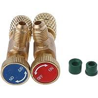 2 adaptadores de conector de acoplamiento rápido