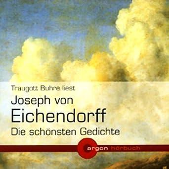 Amazoncom Joseph Von Eichendorff Die Schönsten Gedichte