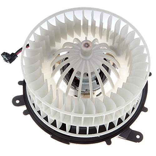 TUPARTS AC Conditioning Heater Blower Motor with Fan HVAC Motors Fit for Mercedes-Benz E280/ E300/ E320/ E420/ E430/ E500/ E55 AMG ()