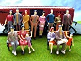 Evemodel P3001 14pcs Model Trains 1:30 Painted Figures for sale  Delivered anywhere in USA