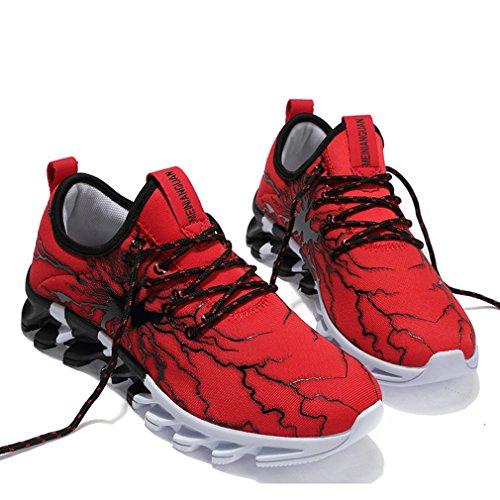 Chaussures Schn Hommes Course Loisirs Sport Mesh De Marche Solshine Gymnase Respirant wvFtqAcv