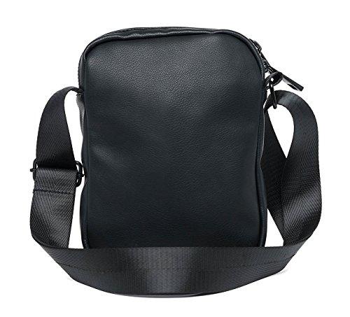 a0015 000 5x22x16 cm T Black Replay Fm3362 Shoulder B x 4 H Men's Bag EAnZwqpT