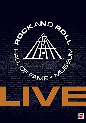 Rock And Roll Hall Of Fame Live (3DVD)