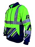 SafetyShirtz SS360 Seattle Twelve Safety Hoody ANSI Class 3
