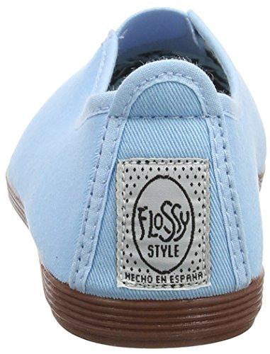Flossy Women's Califa Espadrilles Blue (Baby Blue 000-by Blu) TmJmL