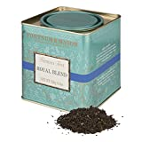 Fortnum & Mason British Tea, Royal Blend, 250g Loose English Tea in a Gift Tin Caddy (1 Pack) - Seller Model Id Lrbsfl098b - USA Stock