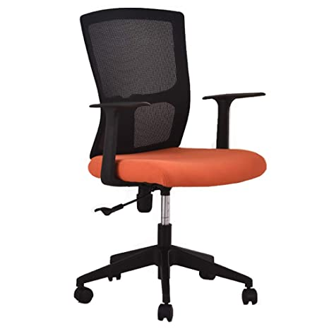 Amazon.com: Silla de oficina ergonómica ajustable con ...