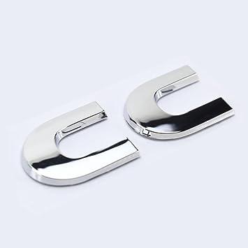 Generic hinten Trunk Deckel chrom Emblem CC Fit für VW VOLKSWAGEN