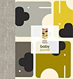 Orla Kiely Baby Journal (Baby Record Book)