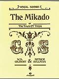 Mikado: Vocal Score, Vocal Score