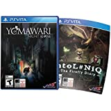 Tecmo Koei Yomawari Night Alone and HTOL#NIQ The Firefly Diary 2 Pack - PlayStation Vita