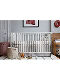 Amazon Com Bed Skirts Baby Products