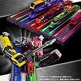 Line rainbow line set squadron craftsmen [SUPER SENTAI ARTISAN] Retsu-sha Sentai limited express jar light