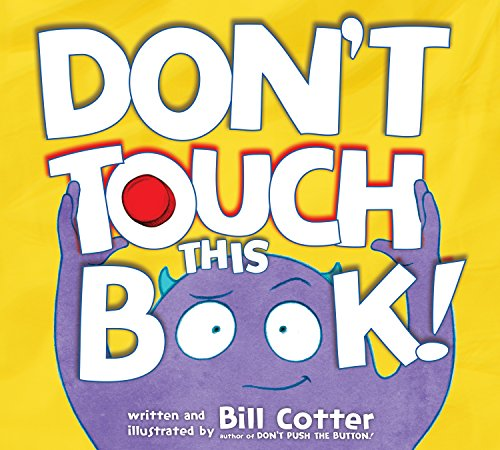 Don't Touch This Book! -