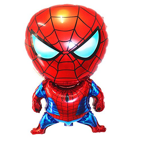 31 Inch Spiderman Balloon for kid's parties China