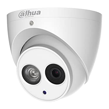 Dahua 6MP Cámara IP IPC-HDW4631C-A 2,8 mm Lente Fija PoE