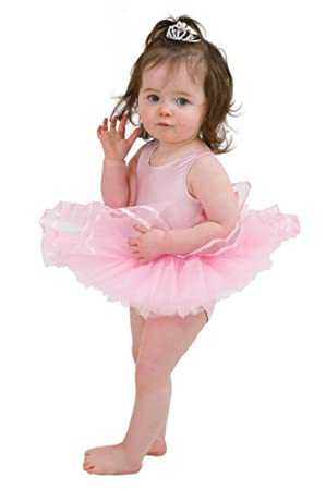 621af9ab6 FRILLY LILY PINK FAIRY BALLET DANCE TUTU BABY 12-18MTHS: Amazon.co ...