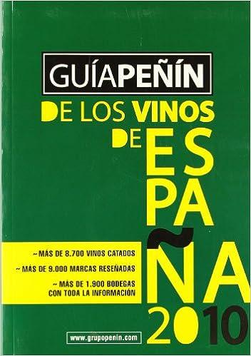 pack guia peñin de los vinos de España 2010 Otros / Other: Amazon.es: Aa.Vv.: Libros